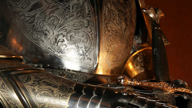 The armour of God: breastplate of righteousness